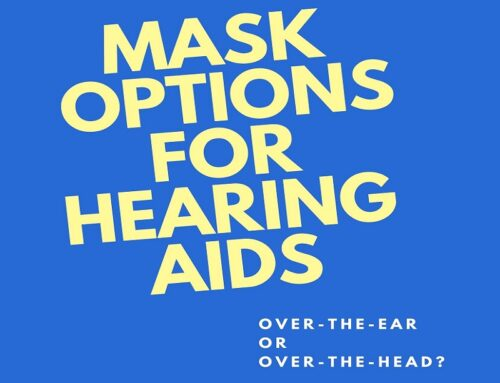 MASKS OPTIONS FOR HEARING AIDS
